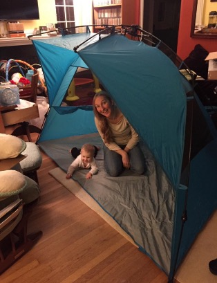 Pacific Breeze EasyUp Beach Tent Deluxe XL review