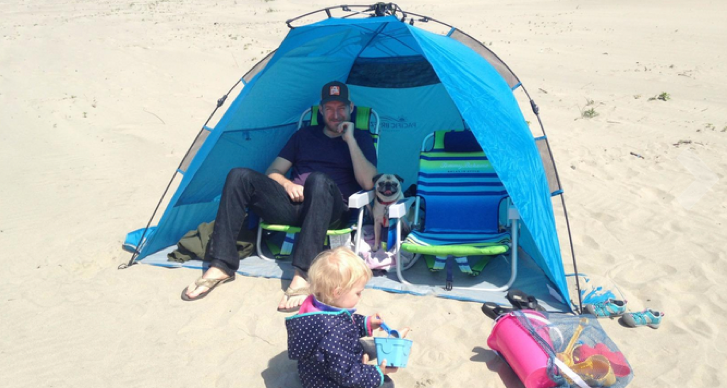 Pacific Breeze Easy Up Beach Tent Review - Experience the best beach vacations with Beach Baby & Pacific Breeze Easy Up Beach Tent Review - Experience the best ...