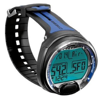 Cressi Sub Leonardo Scuba Diving Wrist Computer Nitrox Compatible review