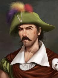 pirate Daniel Montbar