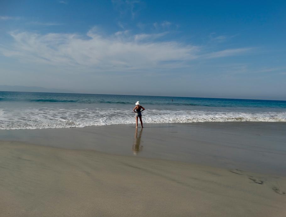 Destiladeras (Nahui) Beach Mexico