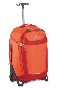 Eagle Creek Lync System 22 carry on luggage review