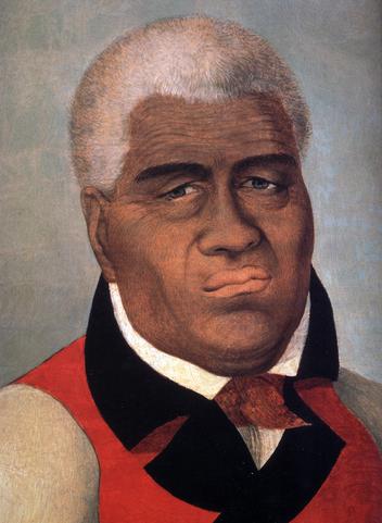 King Kamehameha I sport of kings