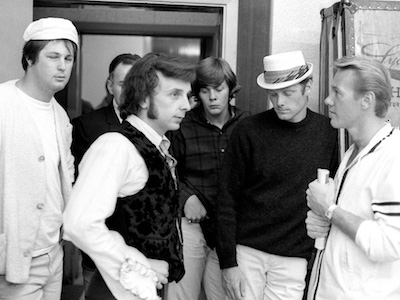 beach boys with phil spector