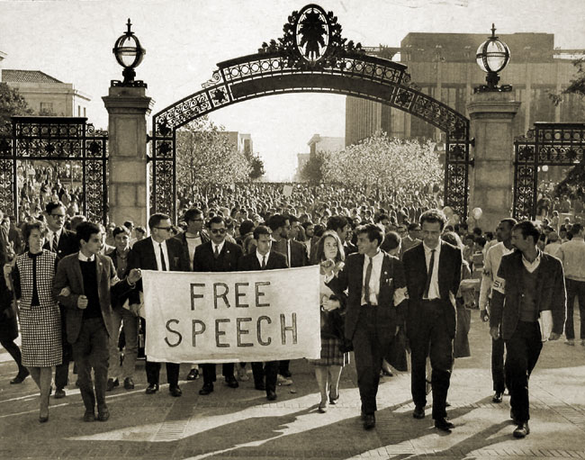 berkeley free speech movement