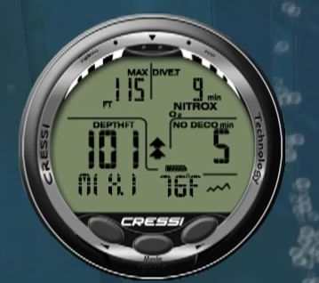 best scuba dive computer wrist watches 2016 cressi giotto