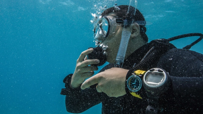 best wrist watch dive computer 2016
