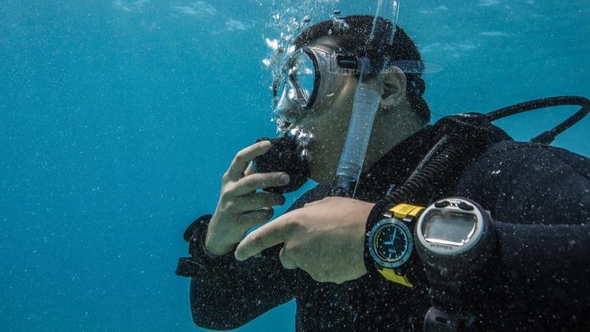 best wrist watch dive computer 2016