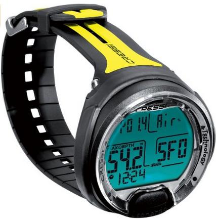 cressi leonardo scuba dive computer wrist watch best 2016