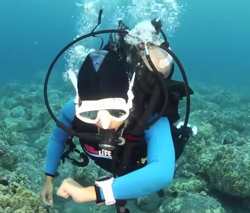 oceanic dive computer
