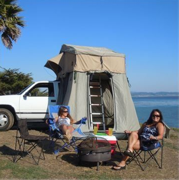rooftop tent camco review