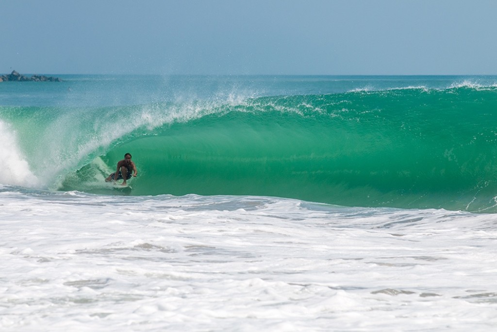 surfing at reef road florida