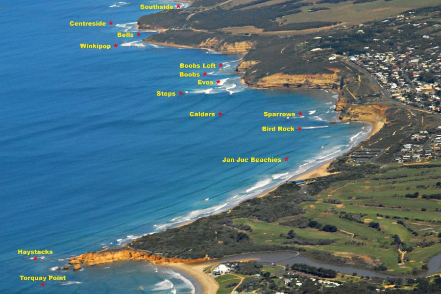 winkipop surf locations best in australia