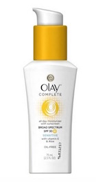 Olay Complete Daily Defense All Day Moisturizer With Sunscreen SPF30 Sensitive Skin review