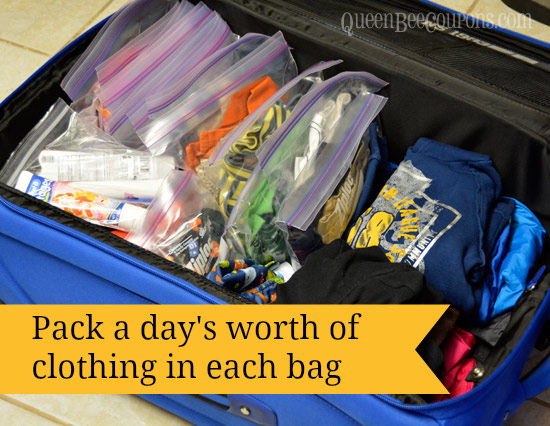 Packing-Kids-Suitcase-Bags