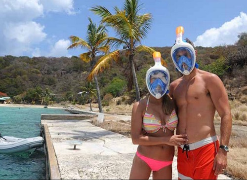 best full face snorkel mask review 2016
