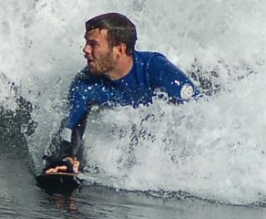 body surfing hand planes