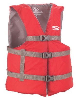 STEARN LIFE VEST TYPE III REVIEW