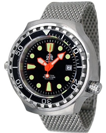 best diving watch with helium release valve