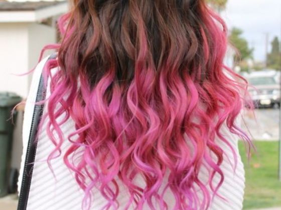 can i swim after dying my hair