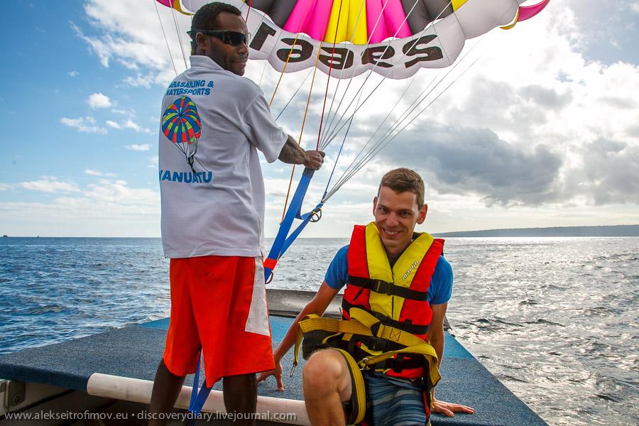 parasailing instructor