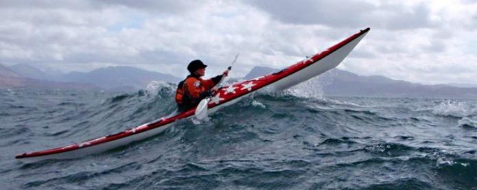 Sea Kayaks - The Adventure of the Sea