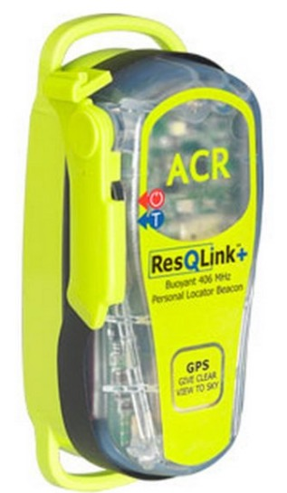 ACR PLB-375 ResQLink+ Personal Locating Beacon with 406 MHz Floating PLB review