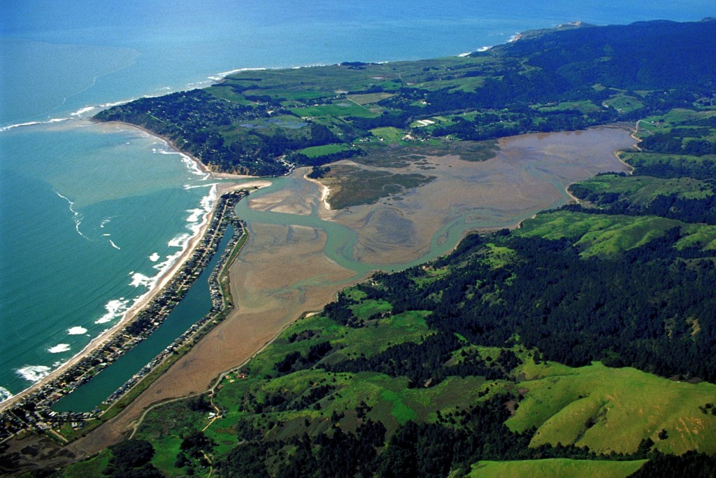 Bolinas_California_aerial_view