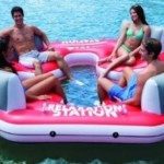 Intex Pacific Paradise Relaxation Station 4-Person Water Lounge Review