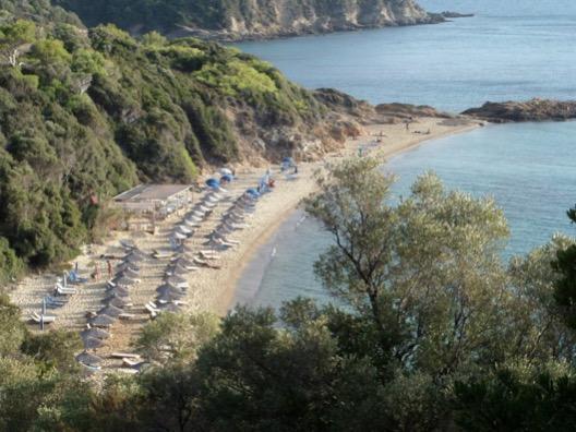 Little Banana Beach Greece