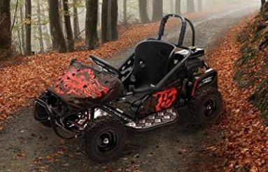 Monster Moto MM-K80BR 79.5cc Go Kart