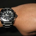 Seiko SKA371 Kinetic Dive Watch Review