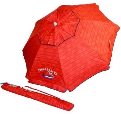 Tommy Bahama 2016 Sand Anchor 7 feet Beach Umbrella review