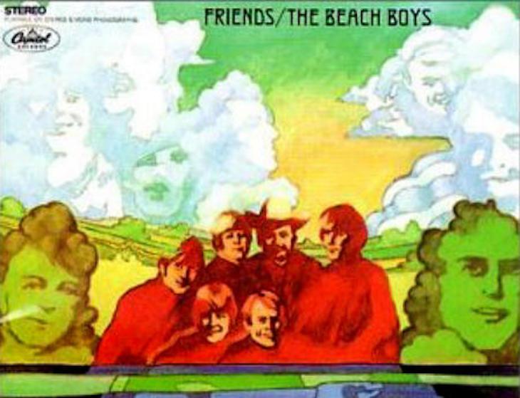 beach boys friends album lyrics