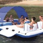 Tropical Breeze 6-Person Floating Island Review