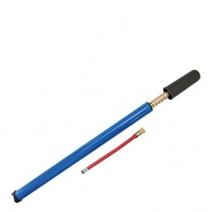 bike pump and tube