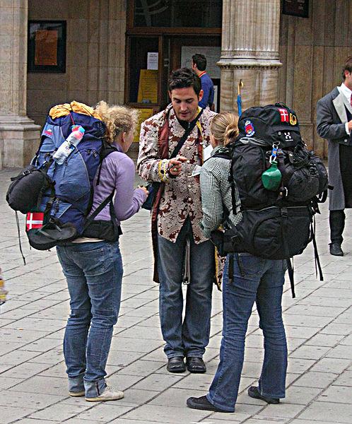 choosing the best travellers backpack