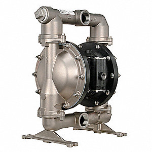 diaphragm pump double