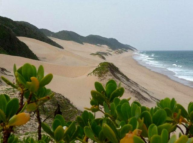 kosi bay beach