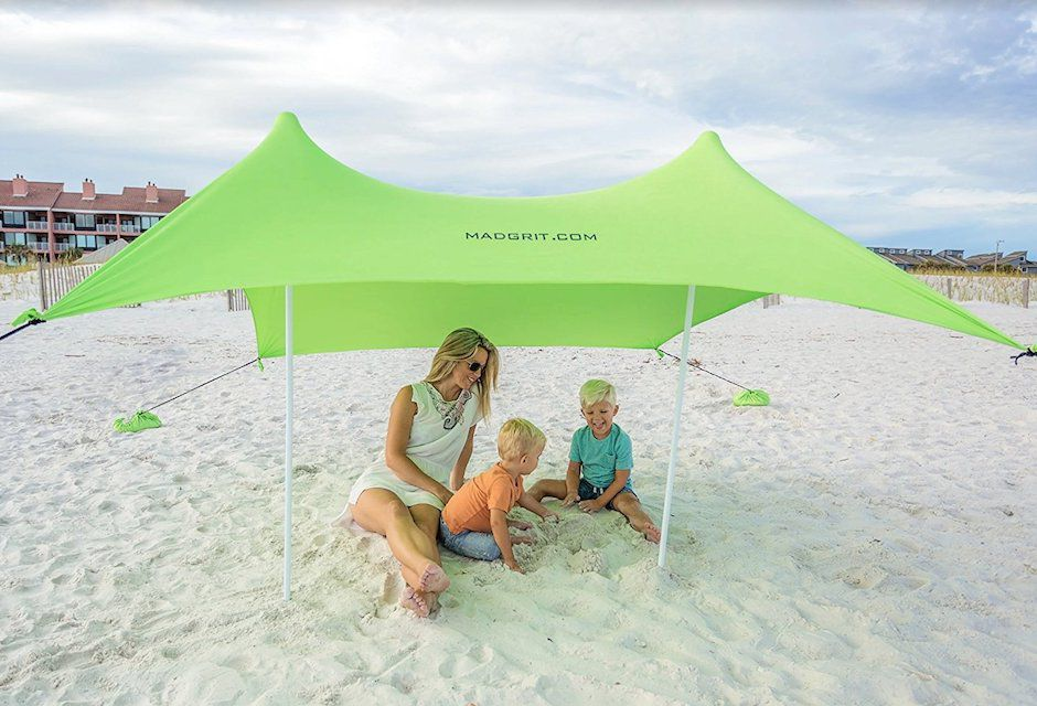 madgrit green sunshelter
