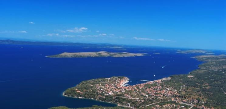 trip to croatia dalmatian islands vacation