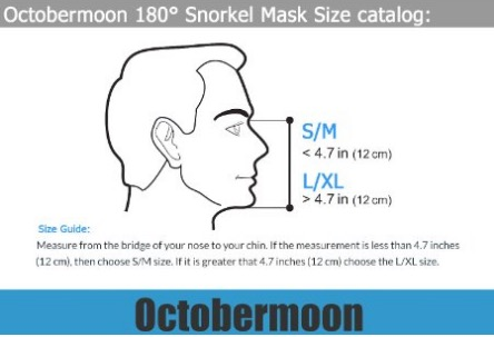 Octobermoon full face snorkel mask with gopro attachment review octobermoon snorkel surface scuba mask with gopro review ccuart Gallery