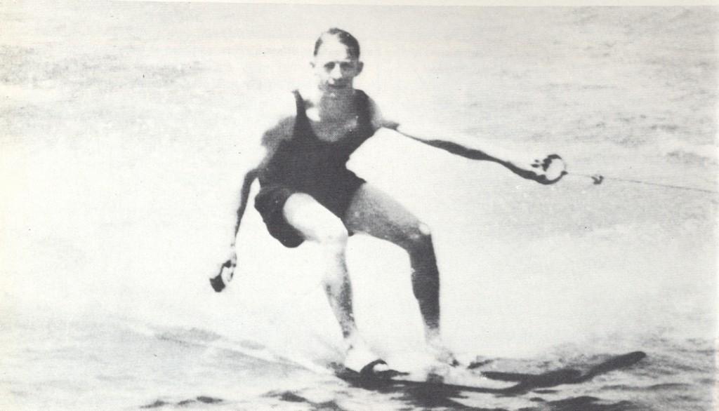 Ralph_Samuelson inventor of waterskiing