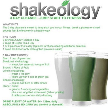 beachbody shakeology is it healthy