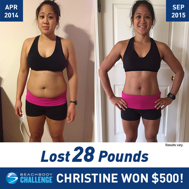 how to take beachbody before and after pictures
