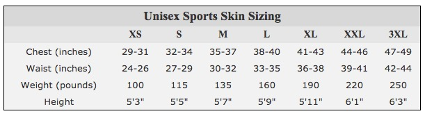 neosport full body snorkeling wetsuit measurements - Beach Baby