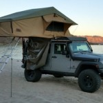 Tuff Stuff Overland Rooftop Camping Tent With Annex Review
