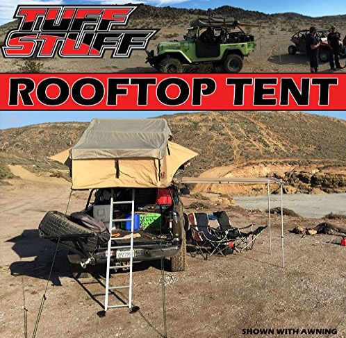 rooftop tent tuff stuff