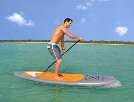 vilano stand up paddle board review