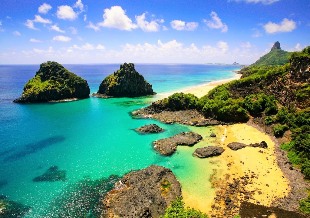 best brazil beach